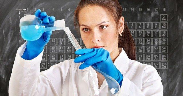 budoucí chemička